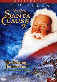 Book Cover: Santa Clause 2