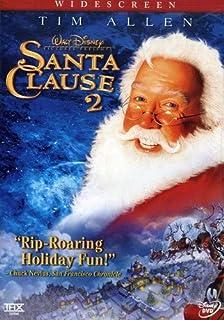Book Cover: Santa Clause 2