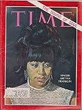 Time Magazine June 28 1968 The Sound of Soul  Singer Aretha Franklin