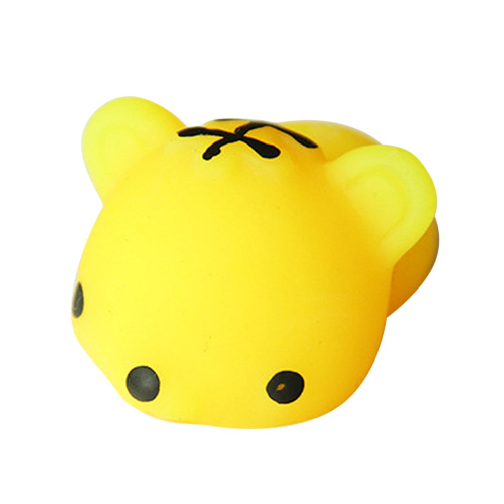 Hpapadks 16 Species Soft Focus Squeeze Cute Healing Toy Fun Joke Decompression Toys G