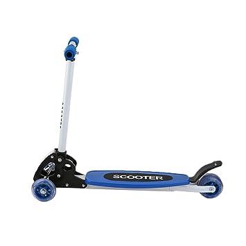 blackpoolal Scooter Patinete para niños patinete urbano niño ...