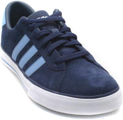Pour homme Adidas SE Daily Vulc Bleu marine Toile d'été