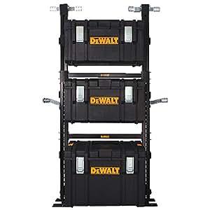 Stanley Tools and Consumer Storage DWST08240 DeWalt Toughsystem Van Racking Solution - Low Van Racking