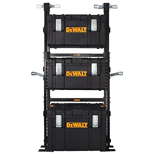 DEWALT DWST08240 ToughSystem Van Racking Solution - Low Van Racking