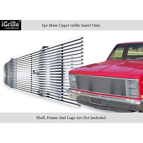 Aluminum Billet Grille For 98-2000 Ford Ranger