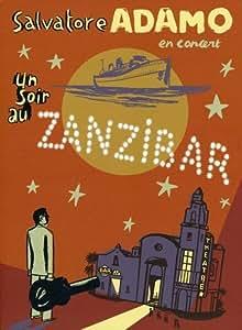 Salvatore Adamo: Un Soir a Zanzibar (Version française) [Import]