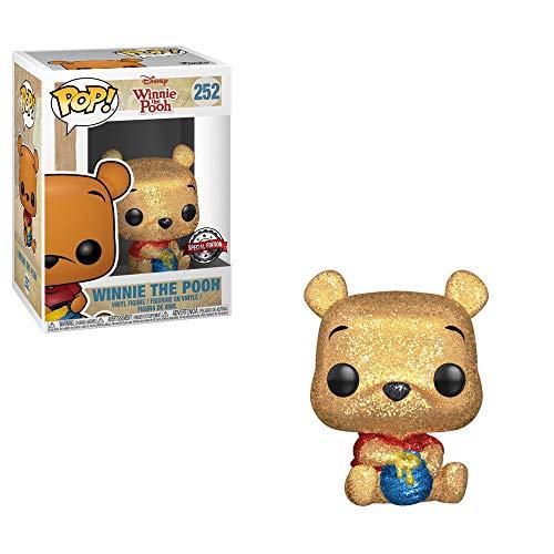 Funko Pop! Disney - Winnie The Pooh - Glitter Exclus