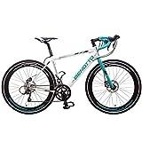 Bicicleta Benotto Triathlon Ruta Aluminio R700C 16V Shimano Frenos Carrera