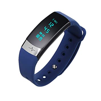 Oasics Smartwatch Resistente al Agua IP68 Smart Watch M19 Smart Watch Pulsera Deporte podómetro frecuencia cardíaca
