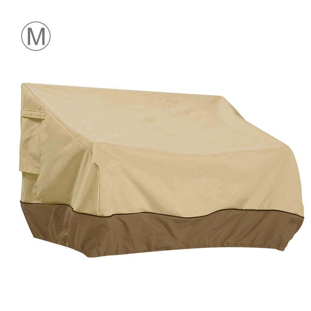 Furniture Cover Outdoor Sofa Covers Waterproof Loveseat Lounge Bench Cover Water-Proof Dust-Proof UV Resistant Sofa Cover