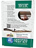 Lead Test Kit in Paint, Dust, or Soil 1PK (1 Bus. Day) Schneider Labs