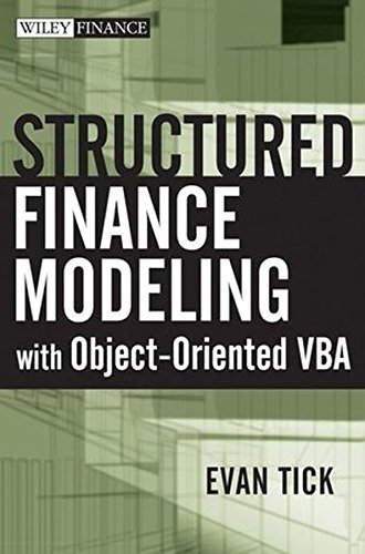 Structured Finance Modeling with Object-Oriented VBA by Wiley