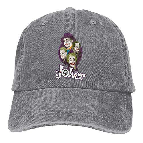 ボードマキシム混雑カウボーイハット Cap アダルト男と女 野球帽 3 Dプリント The Joker キャップ
