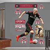 MLS Toronto FC Michael Bradley Fathead Wall Decal, Real Big