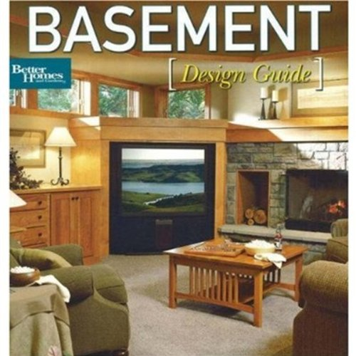 Download Basement Design Guide (Better Homes and Gardens Home) ePub fb2 ebook