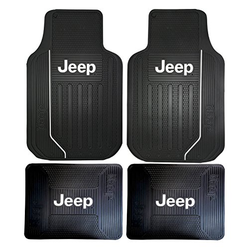 jeep wrangler floor mats 2 door - 4