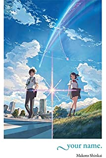 Your Name Light Novel