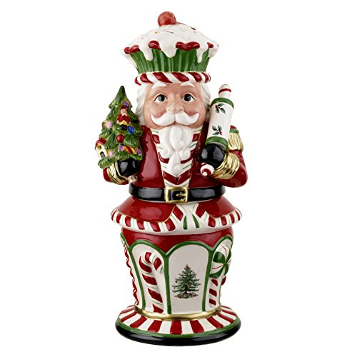 Spode Nutcracker Cookie Jar