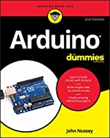 Arduino For Dummies, 2nd Edition Front Cover