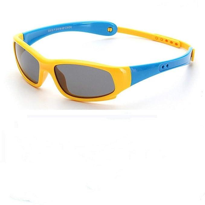 Gafas De Sol Bebés Gafas De Seguridad De Silicona Ultra ...