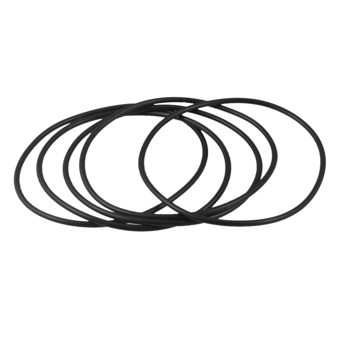 75 mm x 2,65 mm x 69,7 mm Industrial Rubber O Ring Oil Seal Dichtungen 5 St/ück