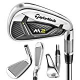 TaylorMade M2 Iron Set 2017 Ladies Right 6-PW TaylorMade M2 REAX 45 Ladies Graphite Ladies