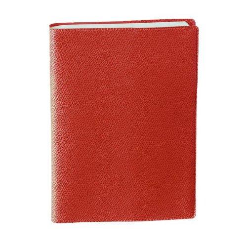 /à D/éc Couleur Rouge Janv 2020-10 x 15 cm 1 Agenda Mensuel Plain R/épertoire Quo Vadis