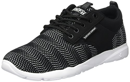 Wos Herringbone Baskets black White Shoes Dvs Premier Noir 002 Femme AqgPnO
