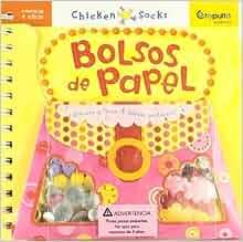 Bolsas De Papel/ Paper Purses (Spanish Edition): Klutz ...