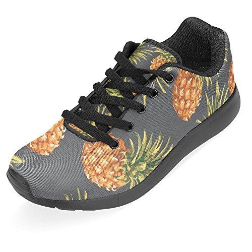 Interessante Donna Da Jogging Running Sneaker Leggero Andare Easy Walking Casual Comfort Sport Scarpe Da Corsa Per Donna Multi 68
