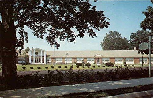 The CUpola Paramus, New Jersey Original Vintage Postcard