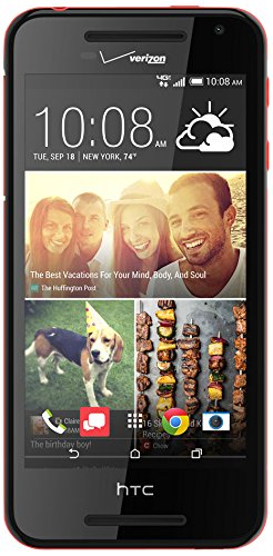 HTC Desire 612 (Verizon LTE Prepaid) (Phones Prepaid Cell Verizon For)