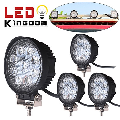 Led Fog Light Round - 3