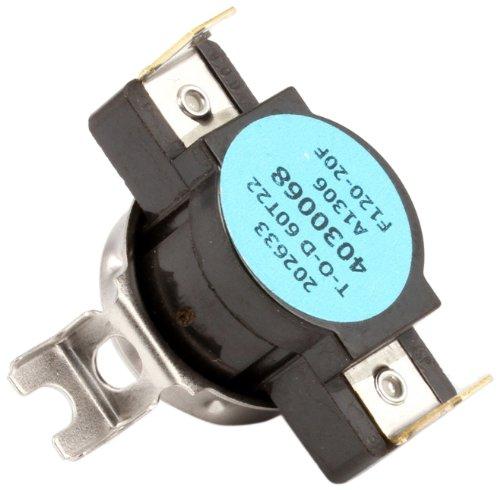 Bi-Metal Thermostat Lincoln 369507