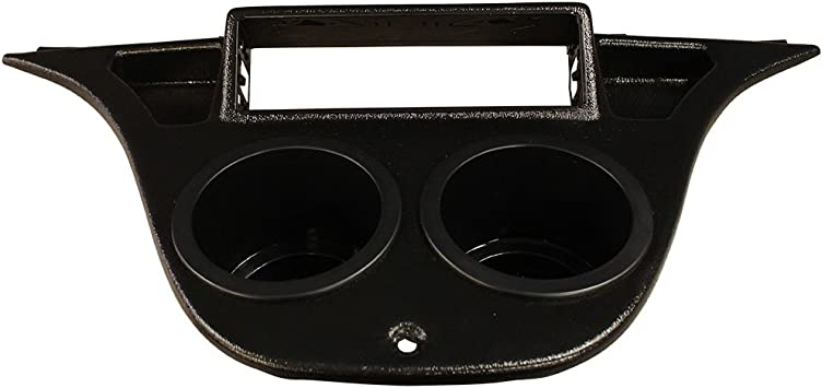 StentensGolf RDC3Y0 Dash Mount Radio Console Yamaha Drive Black
