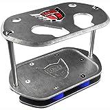 Savior Brand PL-O34-U Silver Pro Lite Paintable Optima Group 34, 1 Pack