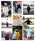 GraduationForYou Matte Graduation Gown Cap Tassel