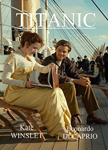 JIONK® Titanic Movie Poster 24in x36in