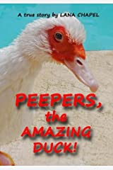 PEEPERS - the Amazing Duck! Paperback