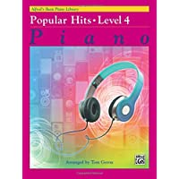 Alfred's Basic Piano Library Popular Hits, Bk 4