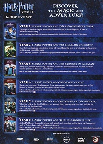 Harry Potter 1-6 [DVD]