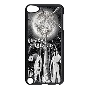 Band Poster Black Sabbath Hard Plastic phone Case Cover FOR Ipod Touch 5 ART157001