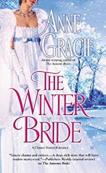 The Winter Bride (Chance Sisters series Book 2) by [Gracie, Anne]