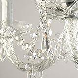 Saint Mossi Chandelier Modern K9 Crystal Raindrop