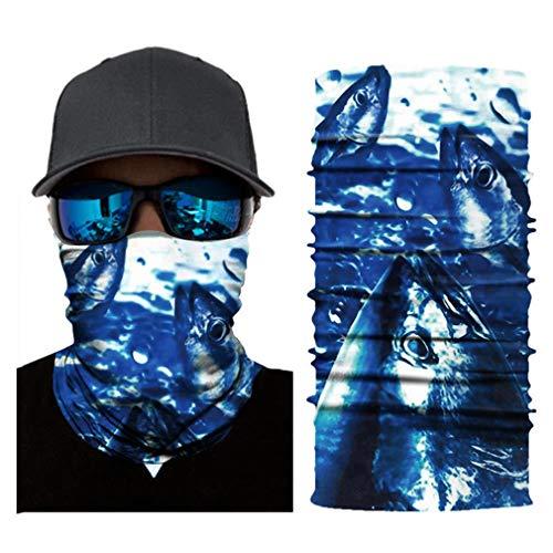 Motorcycle Cycling Face Mask Skull Head Scarf Neck Warmer Shield Ski Headb Windproof Halloween Man Woman 5