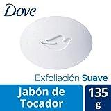 Jabón de tocador Dove Exfoliación diaria 135 g