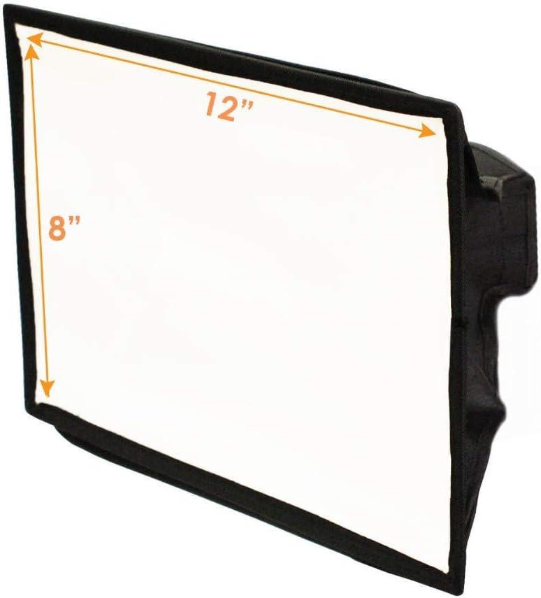 20x30cm Universal Mini Portable Softbox Diffuser for Flash//Speedlite//Speedlight