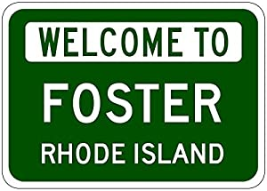 Image result for welcome to Foster, RI