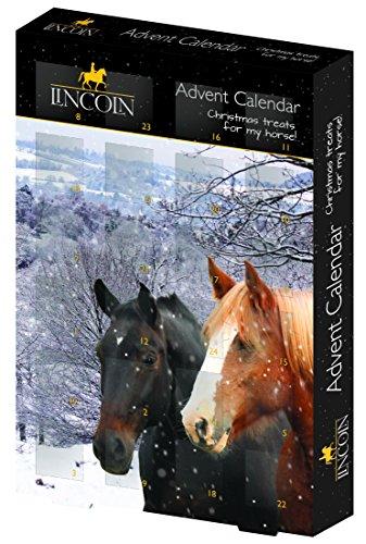 Pferde Weihnachtskalender.Lincoln Herb Stix Advent Calendar