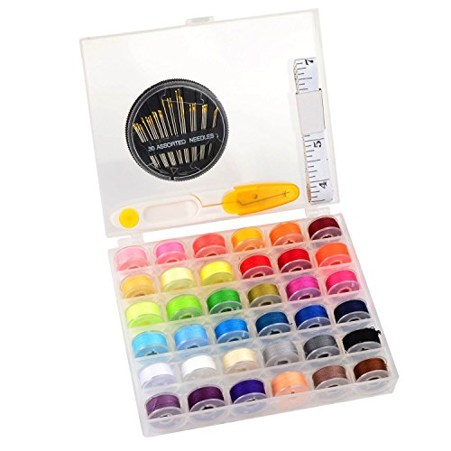 Isoto 36pc sewing kit